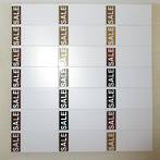 ZETAGS D3-SALE-PAD LABELS GOLD 420PCS