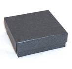 CBBM - MULTI BOX CARDBOARD CHARCOAL WHITE PAD (36 PCS)