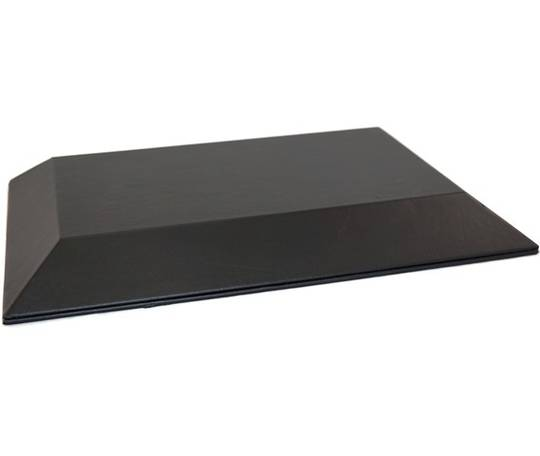 BEVELLED DISPLAY PLATFORM BLACK