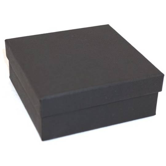CB10 - LARGE MULTI BOX CARDBOARD BLACK BLACK PAD