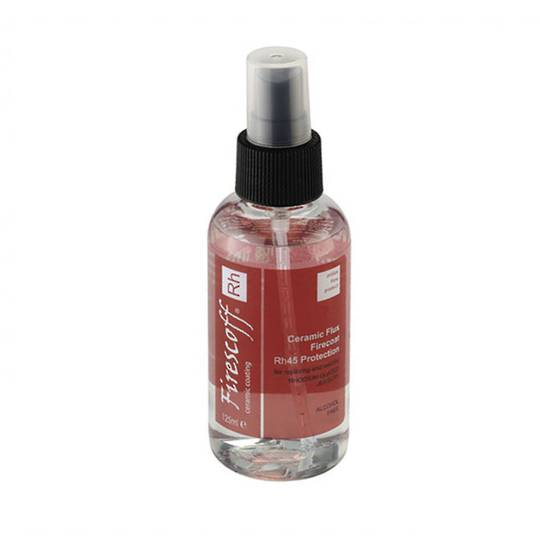 FIRESCOFF RH CERAMIC FLUX 125ml SPRAY