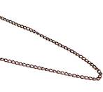 MARLENE CURB CHAIN ANTIQUE COPPER 3.6X5.2MM (1 MTR)