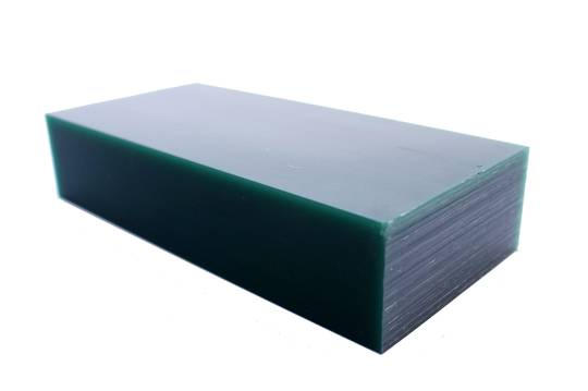 WAX BLOCK Green 1Ib BAR