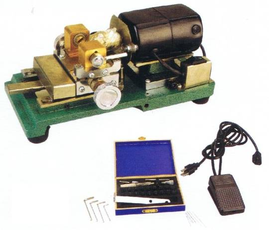 PEARL DRILLING MACHINE