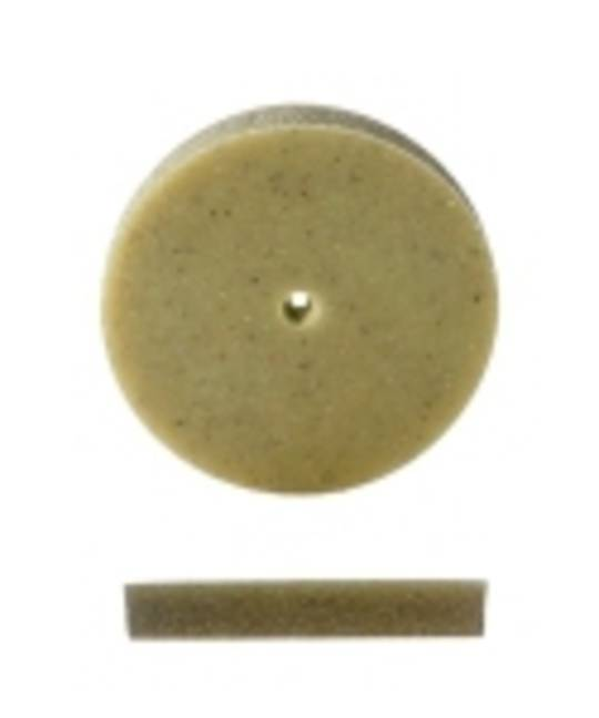 PUMICE WHEEL 22x3mm MEDIUM