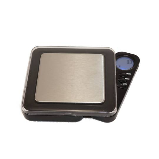 GS-500 DIGITAL SCALES (0.1 TO 500 GRAMS)