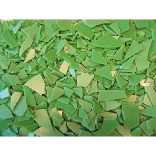 FREEMAN WAX FLAKES TUF GUY GREEN 454gms (1Lb)