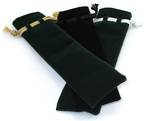 "VELVET POUCH SMALL ""GREENSTONE"" 40 X 160MM"