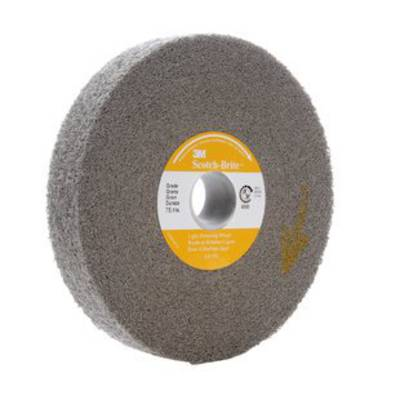 3M SCOTCHBRITE LIGHT DEBURRING WHEEL (7S)