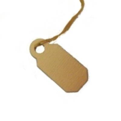 ARCH CROWN TAGS 907 CLASSIC GOLD - 100 PACK