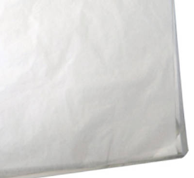TISSUE PAPER WHITE 230 x 215MM (100 PCS)