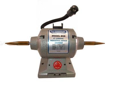 BUFFING MOTOR 150mm 450 watt - 0.6 HP