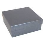 CB10 - LARGE MULTI BOX CARDBOARD CHARCOAL WHITE PAD