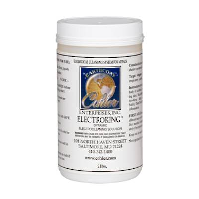 ELECTROKING ELECTROCLEANING SOLUTION POWDER