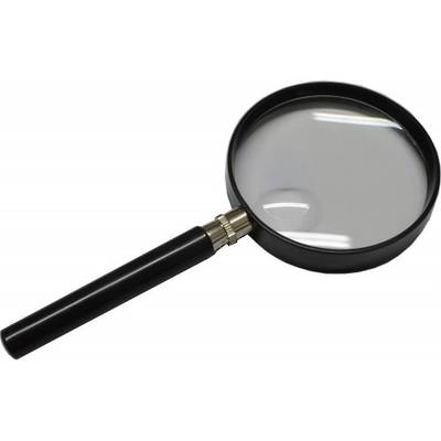 MAGNIFYING GLASS 75MM 4X