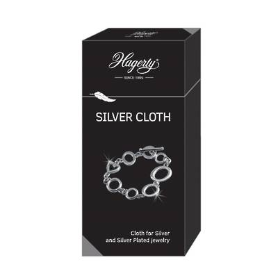 HAGERTY SILVER CLOTH (30X36CM)