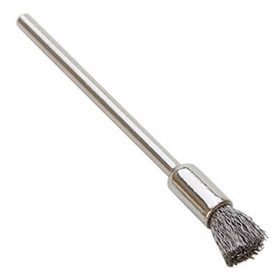 STEEL WIRE END BRUSH 7mm x 5mm