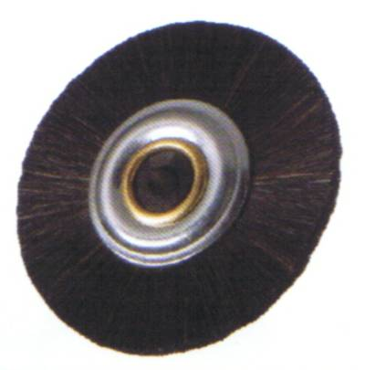 LATHE BRUSH 50mm DIAMETER - HARD
