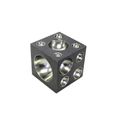 DOMING CUBE HARD STEEL 50mm SQUARE