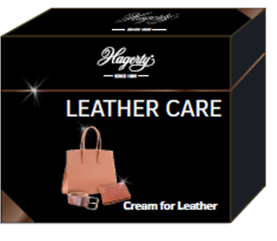 HAGERTY LEATHER CARE (250ML)