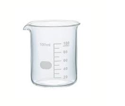GLASS BEAKER 100ml